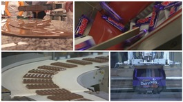 Behind-the-scenes at the Cadbury factory