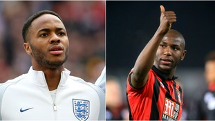 Raheem Sterling (left) and Benik Afobe (right) are two of Webber's most successful signings.