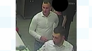Police have released images in an appeal