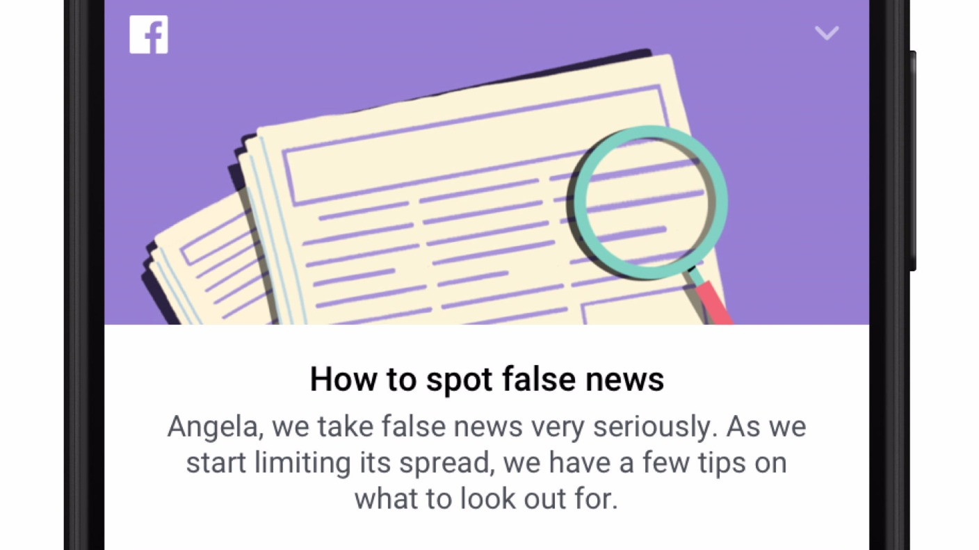 how to create a fake check in on facebook