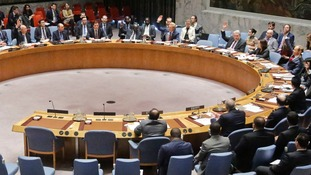 The aftermath of the Syria attack has divided the UN Security Council.