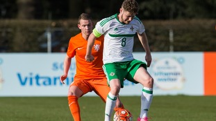 Ben Kennedy is a current Northern Ireland under-21 international.