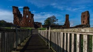 Castle Park in Penrith.