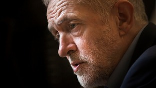 Jeremy Corbyn has condemned the US airstrike