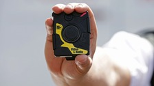 A body-worn video camera