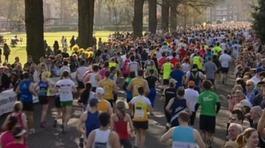 Brighton Marathon runners warned about warm weather