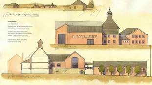 New whisky distillery on Dartmoor given the go ahead