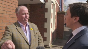'We're a united party!' We catch up with Andrew RT Davies over Reckless defection