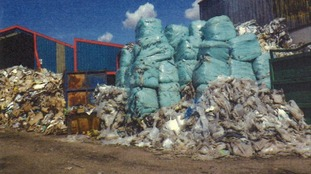 Woman jailed over illegal waste site in Scunthorpe