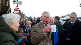 Royal visit: Where Prince Charles will visit in Cumbria