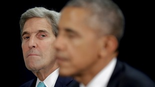 Former US secretary of state John Kerry is believed to have backed the intervention that Barack Obama had avoided.