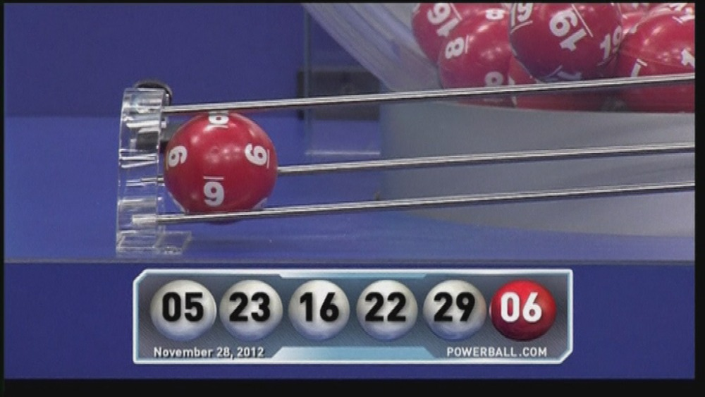 Powerball numbers drawn for $575 million jackpot - ITV News
