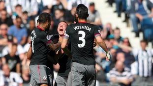 Premier League match report: West Brom 0-1 Southampton