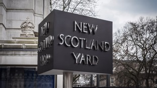 A stock image of Scotland Yard.