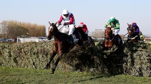 One For Arthur wins Grand National