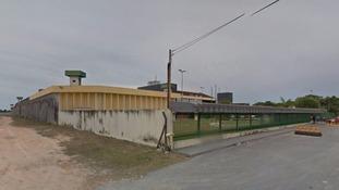 A general view of the the Unidade Prisional do Puraquequara.