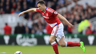 Stewart Downing of Boro