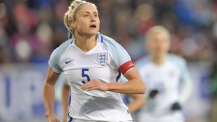 Houghton dreaming of England Euro success