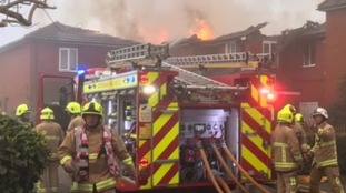 Care home fire victims identified as 91 and 89-year-old women