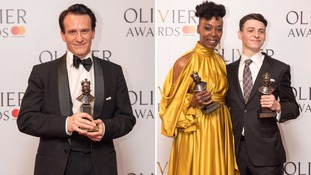 Oliviers: Harry Potter And The Cursed Child sweeps up with record nine awards