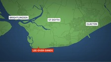 Man dies off the coast of Essex