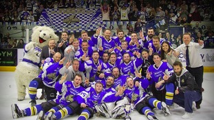 Lightning strike to win EIPHL play-offs