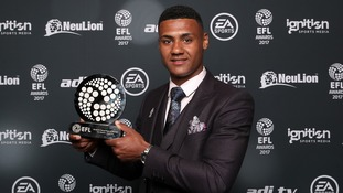 Exeter City's Ollie Watkins named EFL Young Player of the Year after breakthrough campaign