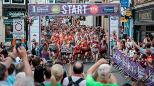Durham City Run: The 100 day countdown begins
