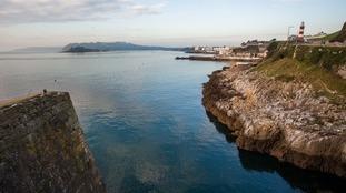 Dead Man's Cove is a popular beauty spot in Devon
