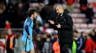 Silva can still get better, insists Guardiola