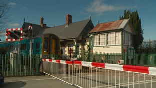 Ever fancied a home by the tracks? This could be your chance