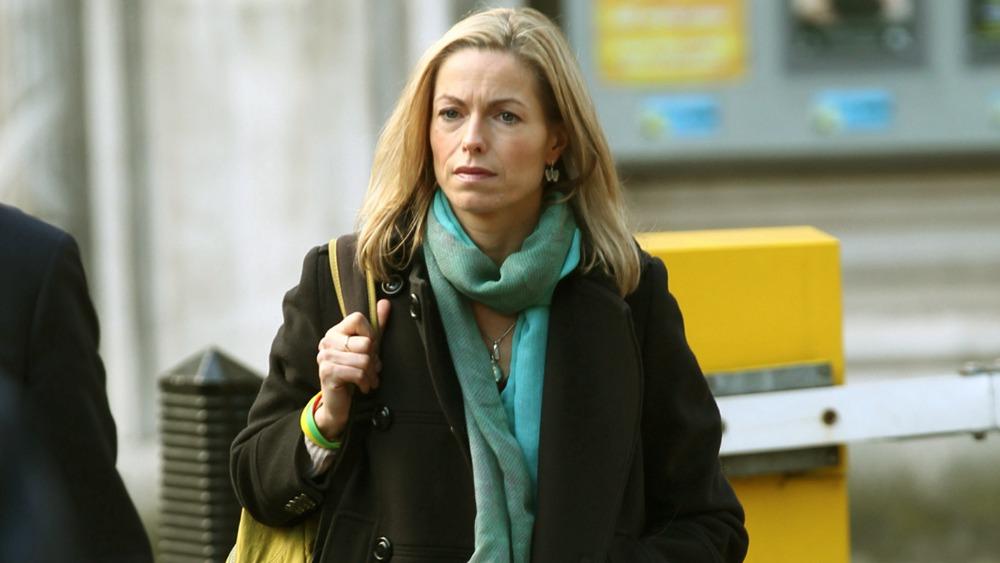 Kate Mccann News: Kate McCann Arrives For Leveson Report