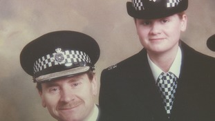 Father's tribute to police officer daughter killed in the line of duty