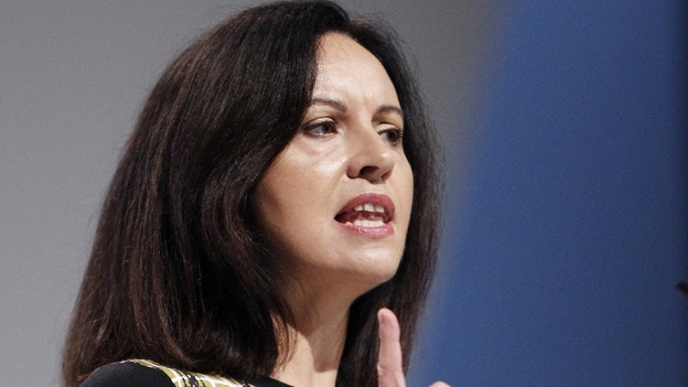 Shadow Energy Secretary Caroline Flint.