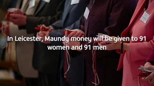 Maundy recipients
