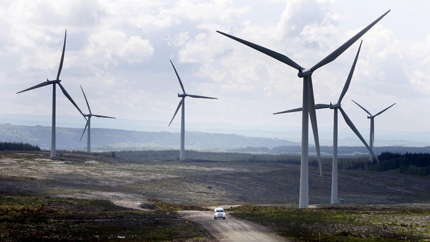 Wind farm renewable energy could play a key role in the new bill.