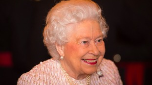Her Majesty will unveil a plaque to mark the opening of the centre