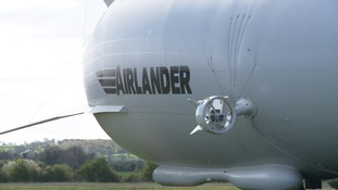 More than £7 million has been spent on repairs to the Airlander 10.