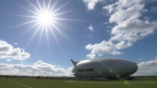 Airlander 10 prepares to take to the skies again