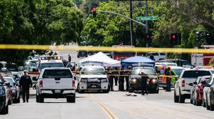 Three people have died, including the gunman.