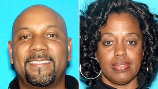 Cedric Anderson killed his estranged wife Karen Smith and a schoolchild.