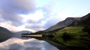 Buttermere voted one of UK's top ten views