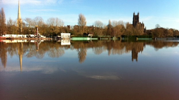 Worcester Cricket Ground