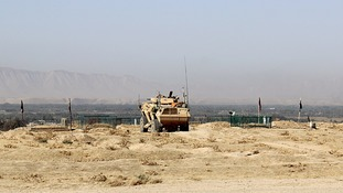 Kunduz province in north Afghanistan