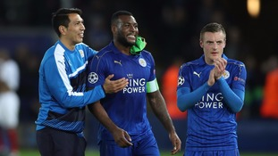 Leicester trio Ulloa, Morgan and Vardy
