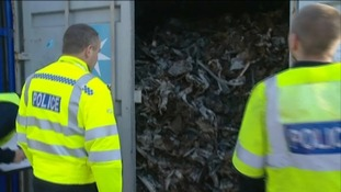 Police operation nets £500,000 worth of stolen metal