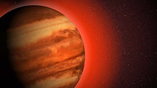 The 'Great Dark Spot' could rival Jupiter's famed Red Spot as a distinctive feature.