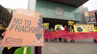 Lancashire anti-fracking campaigners to find out result of High Court action