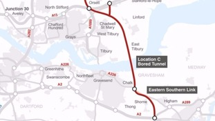 New tunnel beneath the Thames gets the go-ahead