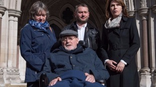 Noel Conway: Terminally-ill man wins right to bring High Court legal challenge over assisted dying law